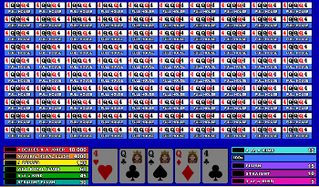 Deuces and joker wild video poker strategy easy slot machine cakes