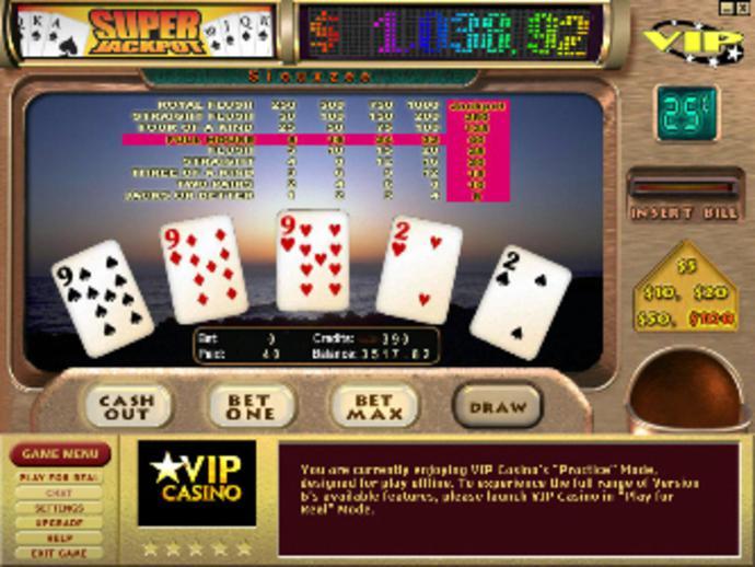 Tampa bay downs poker